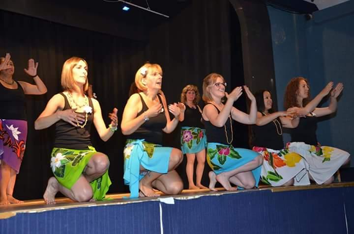 Danse tahitienne (9)
