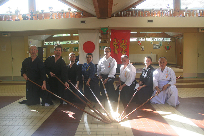 iaido section